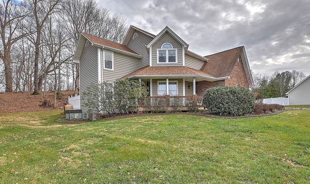 4000 Lake Forest Drive, Kingsport, TN 37663 (MLS #9903761) :: Conservus Real Estate Group