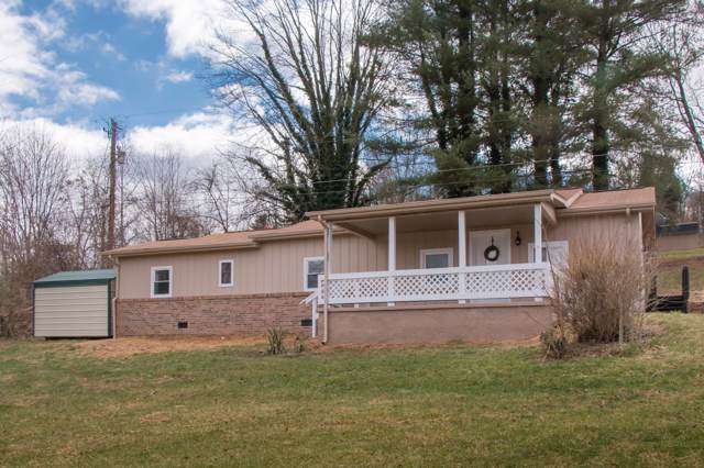 325 Harr Trail Road, Blountville, TN 37617 (MLS #9903803) :: Bridge Pointe Real Estate