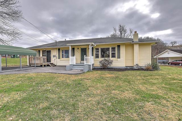 328 Carters Valley Road, Kingsport, TN 37660 (MLS #9903831) :: Conservus Real Estate Group