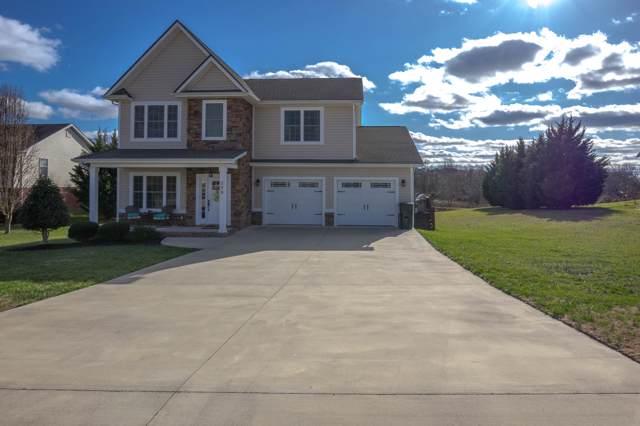 299 Sugar Plum Lane, Telford, TN 37690 (MLS #9903839) :: Conservus Real Estate Group