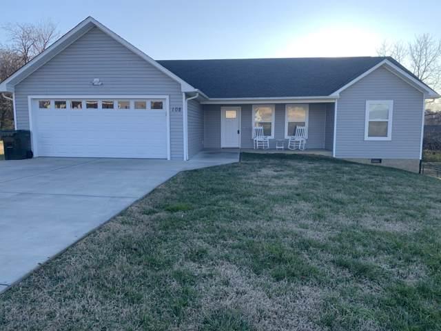 108 Maple Crest, Greeneville, TN 37743 (MLS #9903867) :: Highlands Realty, Inc.