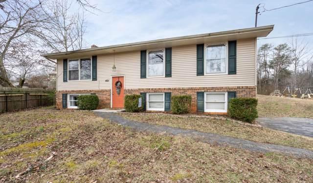 421 Light Street, Kingsport, TN 37663 (MLS #9903871) :: Conservus Real Estate Group
