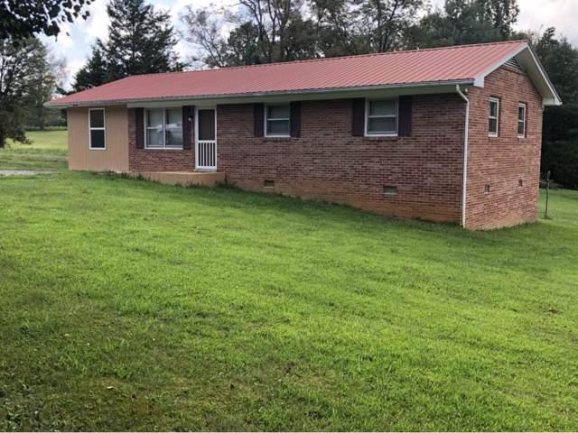 655 Whitehouse Road, Greeneville, TN 37745 (MLS #9903961) :: The Baxter-Milhorn Group
