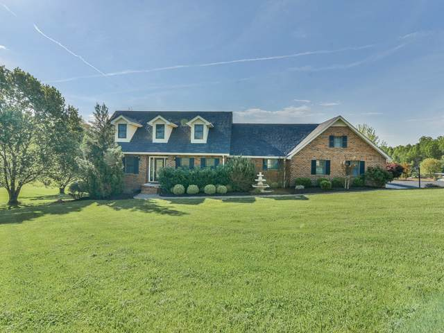 642 Boones Station Road, Gray, TN 37615 (MLS #9903963) :: The Baxter-Milhorn Group