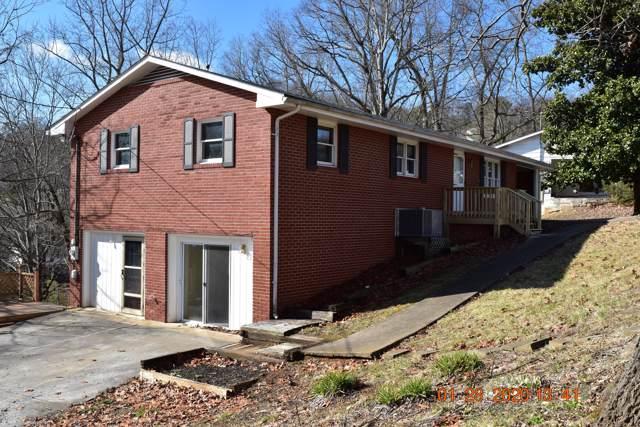 1348 Ridgecrest Avenue, Kingsport, TN 37660 (MLS #9904141) :: The Baxter-Milhorn Group