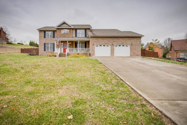2004 Windridge Drive, Kingsport, TN 37660 (MLS #9904204) :: Conservus Real Estate Group