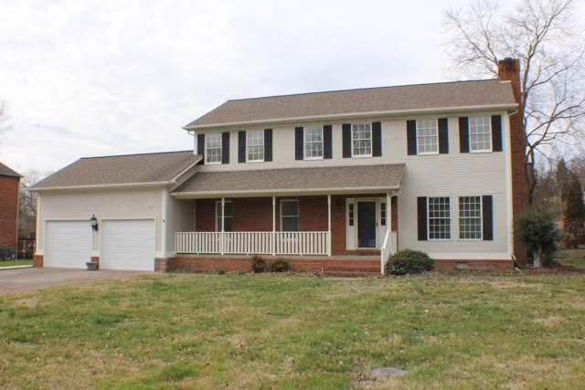 1000 Page Place, Kingsport, TN 37660 (MLS #9904262) :: Highlands Realty, Inc.