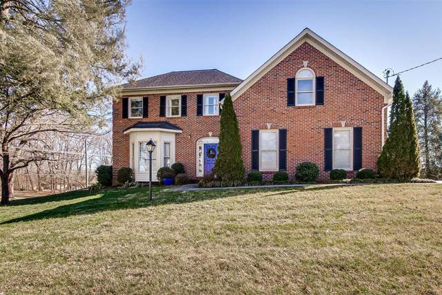 107 Colonial Court, Kingsport, TN 37663 (MLS #9904348) :: Conservus Real Estate Group