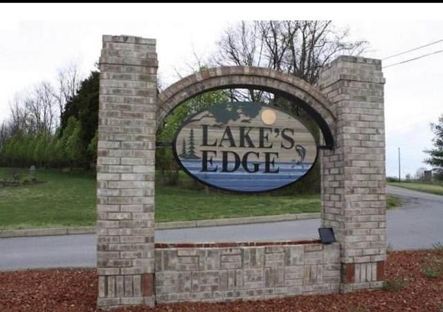 259 Lake Vista Circle, Piney Flats, TN 37686 (MLS #9904354) :: Conservus Real Estate Group
