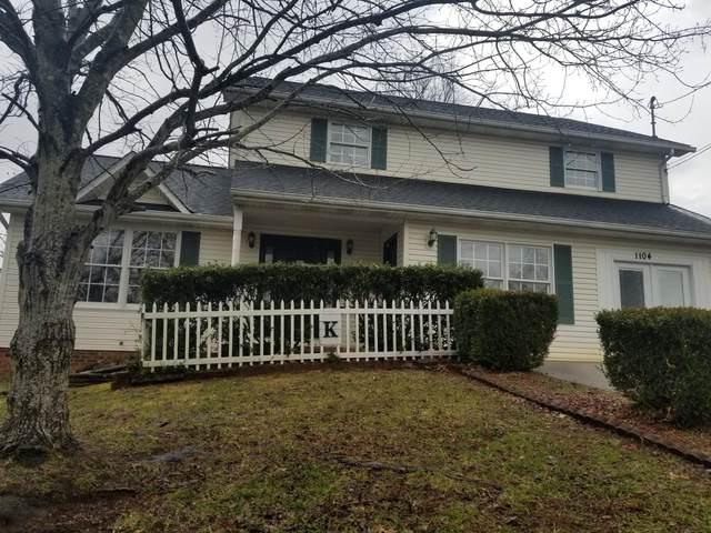 1104 Faye Street, Kingsport, TN 37660 (MLS #9904358) :: Bridge Pointe Real Estate