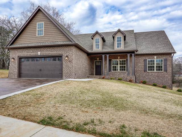 871 Vines Farm, Jonesborough, TN 37659 (MLS #9904400) :: Highlands Realty, Inc.