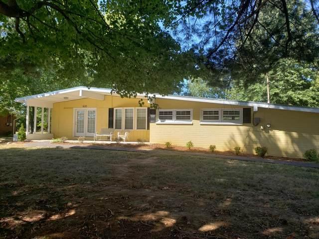 600 Sunset Drive, Johnson City, TN 37604 (MLS #9904423) :: The Baxter-Milhorn Group