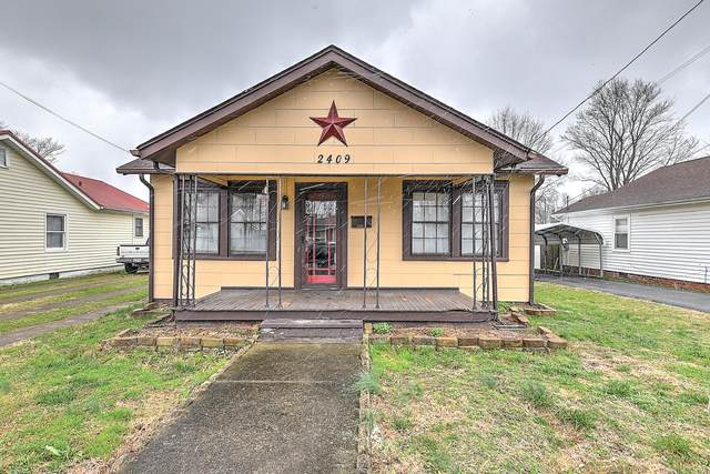 2409 Overlook Road, Kingsport, TN 37664 (MLS #9904490) :: Conservus Real Estate Group