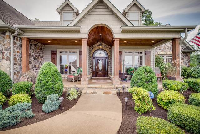 1184 Cliffview Circle, Johnson City, TN 37615 (MLS #9904547) :: Bridge Pointe Real Estate