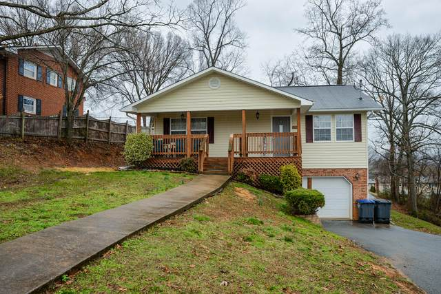 913 Afton Street, Kingsport, TN 37660 (MLS #9904586) :: Highlands Realty, Inc.