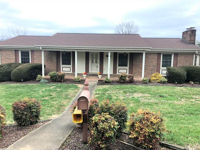 516 Woodmere Drive, Kingsport, TN 37663 (MLS #9904650) :: Conservus Real Estate Group