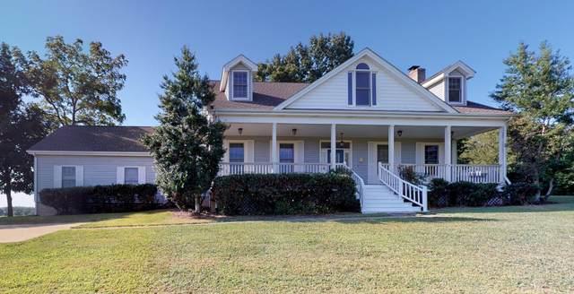 115 Gregg Mill Road, Greeneville, TN 37743 (MLS #9904662) :: Bridge Pointe Real Estate