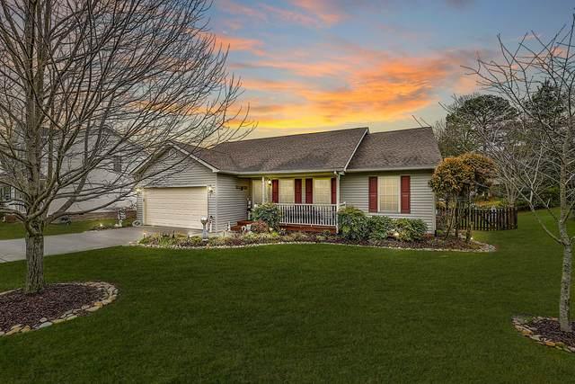 421 Crystal Springs Circle, Gray, TN 37615 (MLS #9904700) :: Conservus Real Estate Group