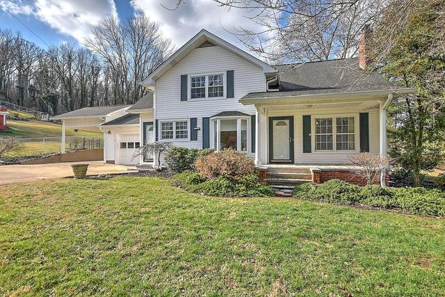 3605 Crestwood Drive, Kingsport, TN 37664 (MLS #9904704) :: Bridge Pointe Real Estate
