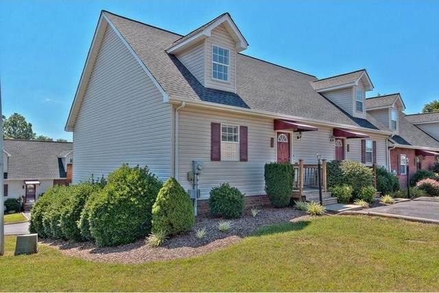 200 Hallbrook Drive #7, Gray, TN 37615 (MLS #9904832) :: Conservus Real Estate Group