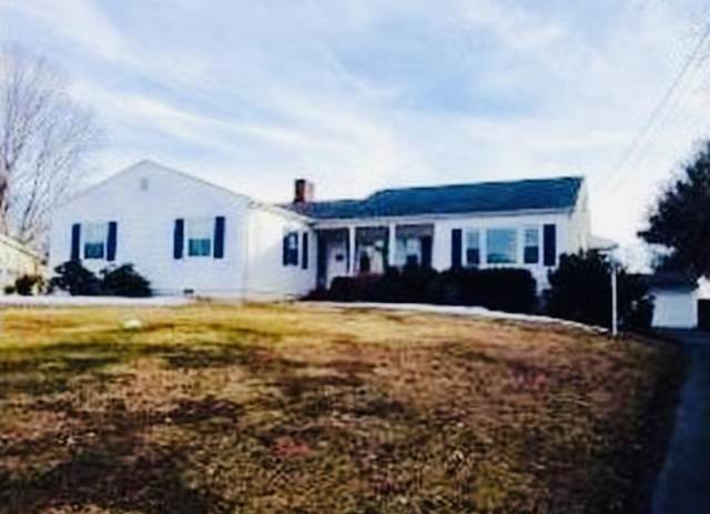132 Virginia Drive, Bristol, VA 24201 (MLS #9904883) :: Conservus Real Estate Group