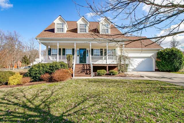 1010 Mill Way Court, Jonesborough, TN 37659 (MLS #9904913) :: Conservus Real Estate Group