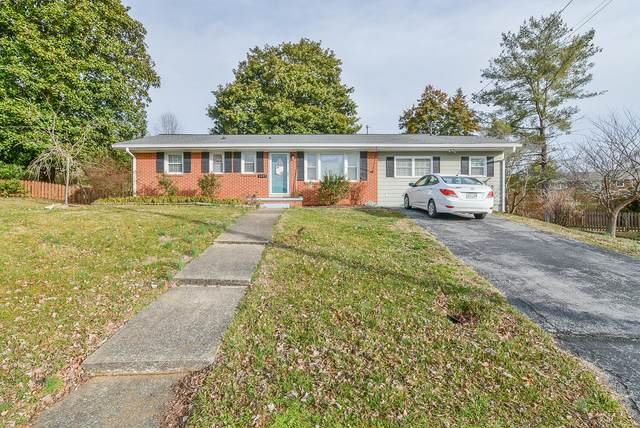 1405 Rocky Lane, Johnson City, TN 37601 (MLS #9904936) :: Conservus Real Estate Group