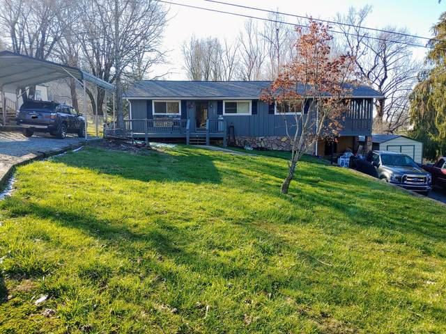 120 Russell Hill Road, Elizabethton, TN 37643 (MLS #9905095) :: Conservus Real Estate Group