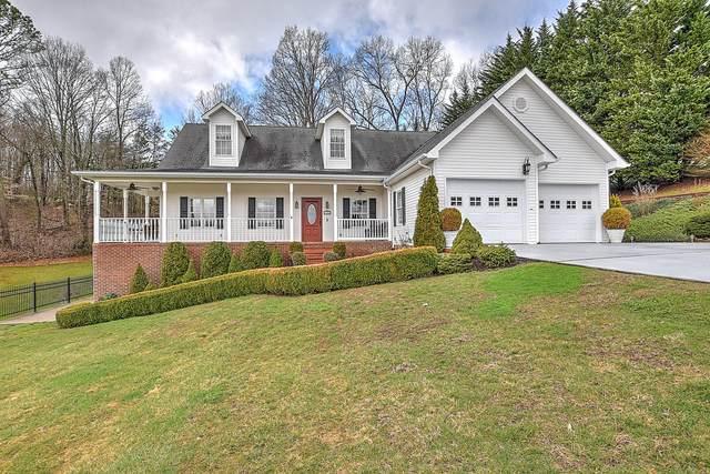 111 Quail Run, Johnson City, TN 37601 (MLS #9905104) :: Conservus Real Estate Group