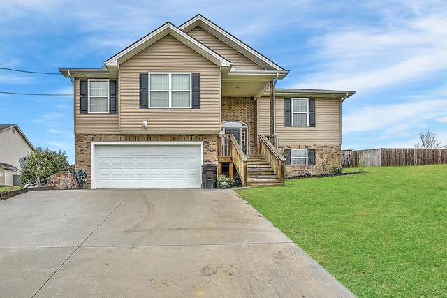422 Poplar Ridge Road, Piney Flats, TN 37686 (MLS #9905157) :: The Baxter-Milhorn Group