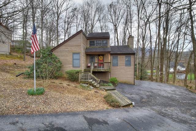 1711 Colonial Ridge Road, Johnson City, TN 37604 (MLS #9905169) :: The Baxter-Milhorn Group