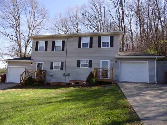 1307 Bell Ridge Road, Johnson City, TN 37601 (MLS #9905191) :: Bridge Pointe Real Estate