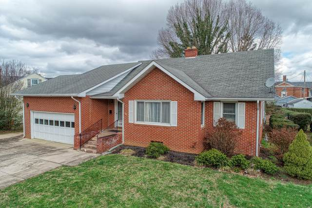 231 West F Street, Elizabethton, TN 37643 (MLS #9905213) :: Bridge Pointe Real Estate