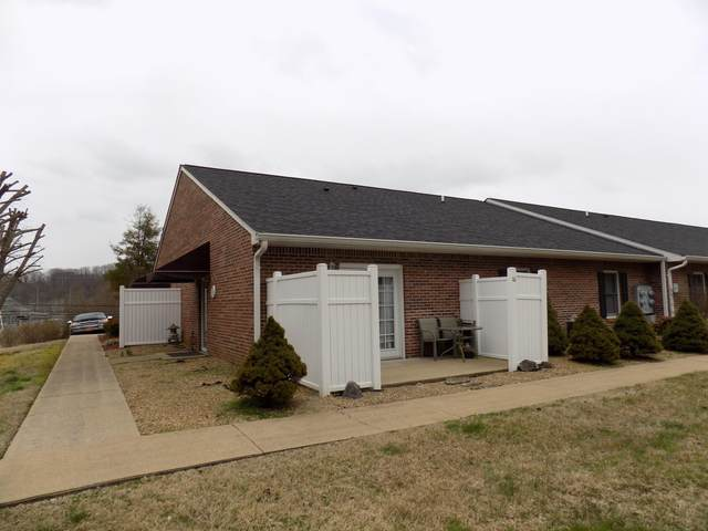 1321 W. Main St. #16, Rogersville, TN 37857 (MLS #9905218) :: Bridge Pointe Real Estate