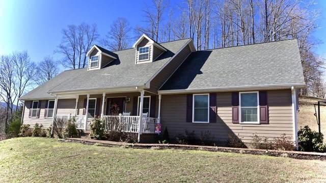 3013 Arise Valley Road, Big Stone Gap, VA 24219 (MLS #9905220) :: Bridge Pointe Real Estate
