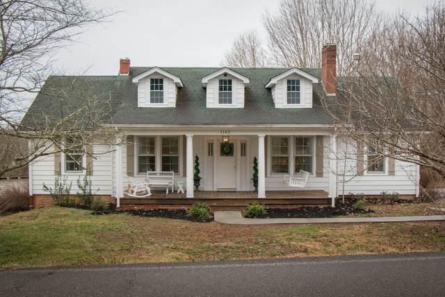 1162 Muddy Creek Road Road, Blountville, TN 37617 (MLS #9905221) :: Bridge Pointe Real Estate