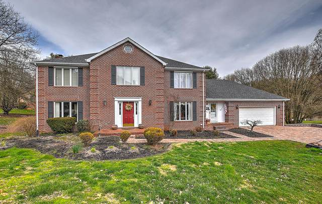 209 Kilcoote Way, Bristol, TN 37620 (MLS #9905527) :: Bridge Pointe Real Estate
