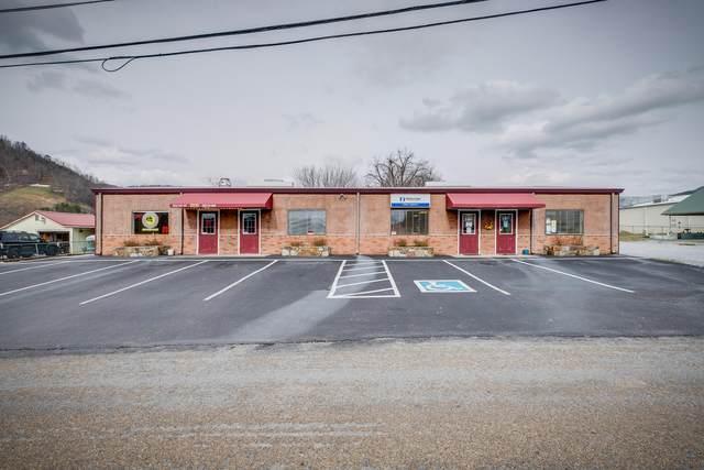 105 Rock Creek Road Road, Erwin, TN 37650 (MLS #9905588) :: The Baxter-Milhorn Group