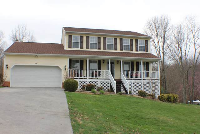 157 Picadilly Lane, Gray, TN 37615 (MLS #9906022) :: The Baxter-Milhorn Group