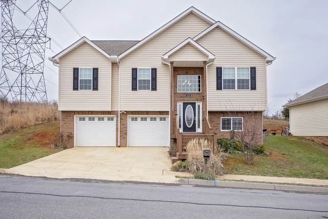 644 Saint Andrews Drive, Kingsport, TN 37664 (MLS #9906084) :: Conservus Real Estate Group