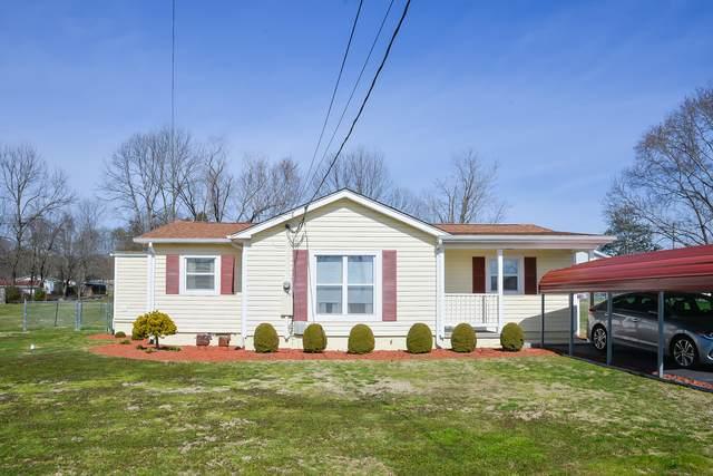 136 Cedar Road, Bristol, TN 37620 (MLS #9906263) :: The Baxter-Milhorn Group
