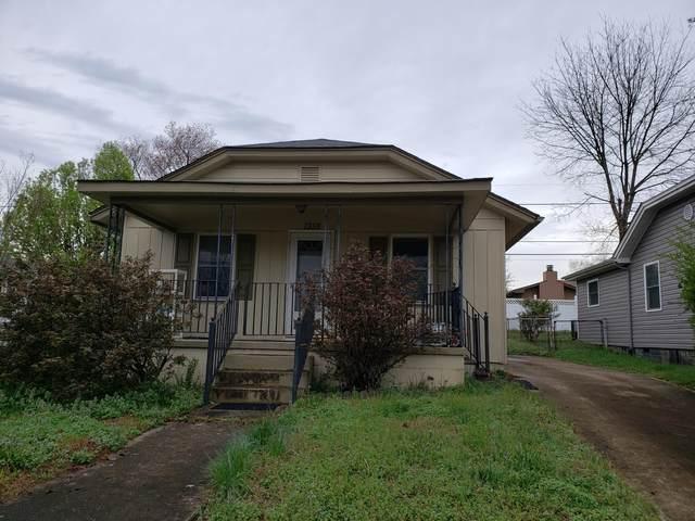 1338 Sevier Avenue, Kingsport, TN 37664 (MLS #9906313) :: Highlands Realty, Inc.