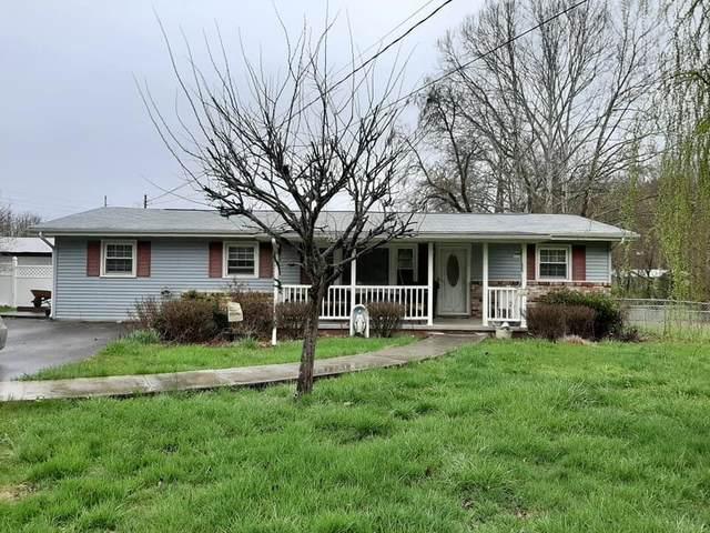125 Cedar Valley Road #0, Bristol, TN 37620 (MLS #9906314) :: The Baxter-Milhorn Group
