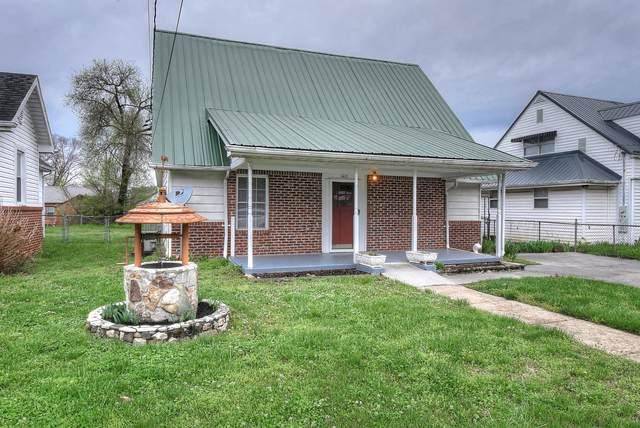 1413 Happy Valley Street, Elizabethton, TN 37643 (MLS #9906340) :: The Baxter-Milhorn Group