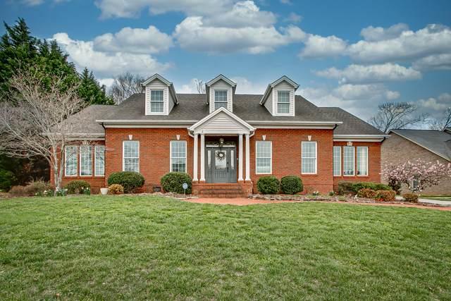 447 Arrowhead Drive, Kingsport, TN 37664 (MLS #9906341) :: Highlands Realty, Inc.