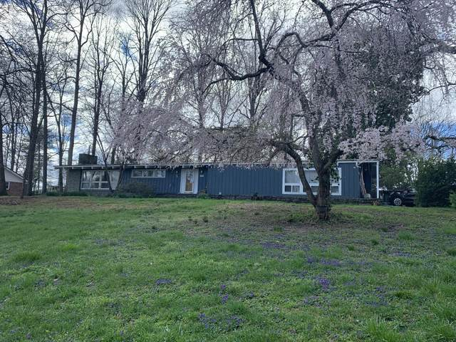1818 Moore Avenue, Greeneville, TN 37745 (MLS #9906355) :: The Baxter-Milhorn Group