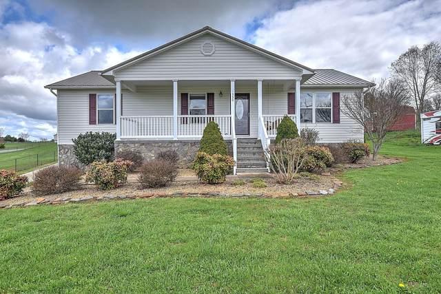 1330 Debusk Road, Greeneville, TN 37743 (MLS #9906368) :: The Baxter-Milhorn Group