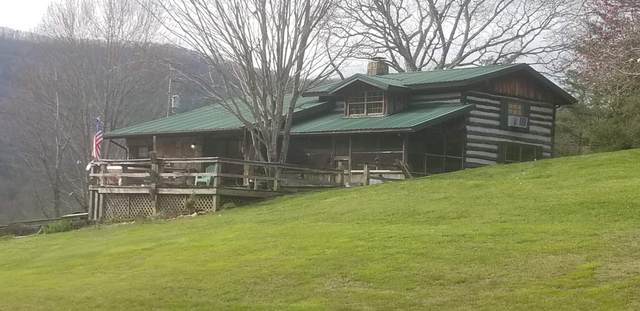 317 Wild Turkey Lane, Greeneville, TN 37743 (MLS #9906391) :: The Baxter-Milhorn Group
