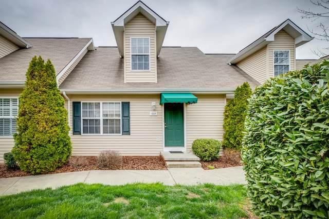 1604 Kensington Place #1604, Gray, TN 37615 (MLS #9906394) :: The Baxter-Milhorn Group