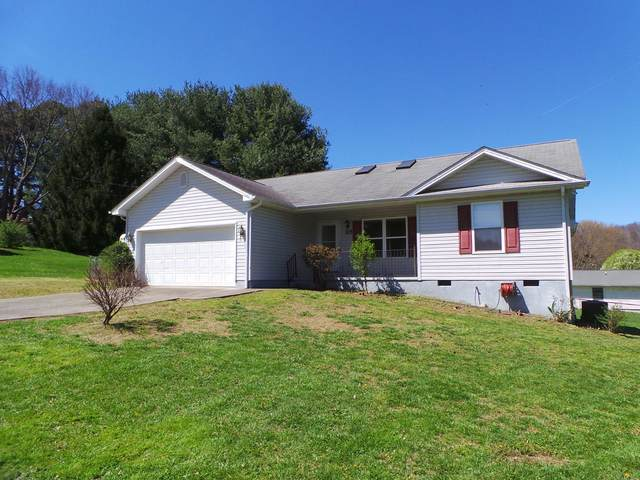 125 Rose Lane, Jonesborough, TN 37659 (MLS #9906399) :: The Baxter-Milhorn Group